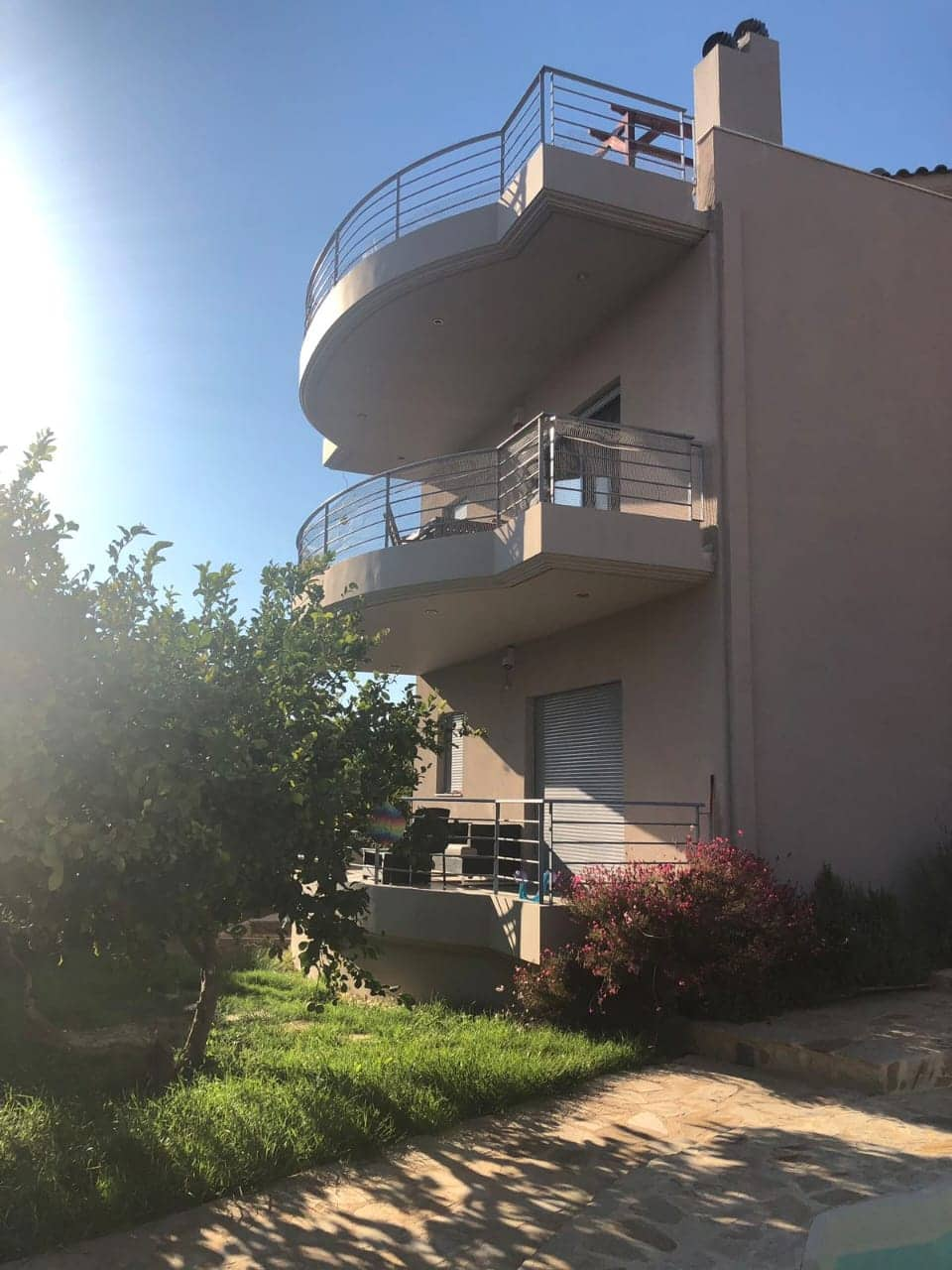 Detached House in Lagonisi-10