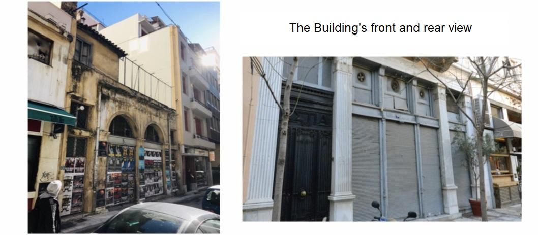 Building near Syntagma Sq.-2.
