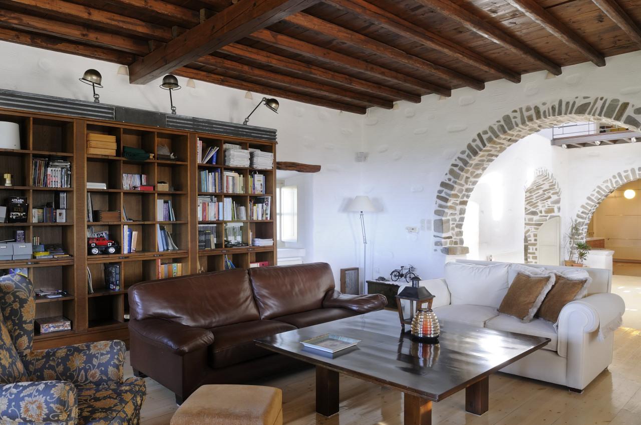 Villa 560m2 Paros-26
