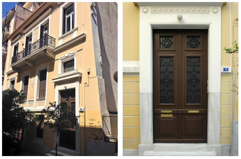 Neoclassical Building in Plaka-1