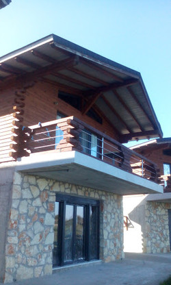 Wooden Houses 11