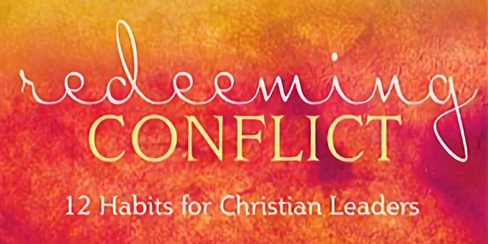 """""""Redeeming Conflict"""" Reading Group"""
