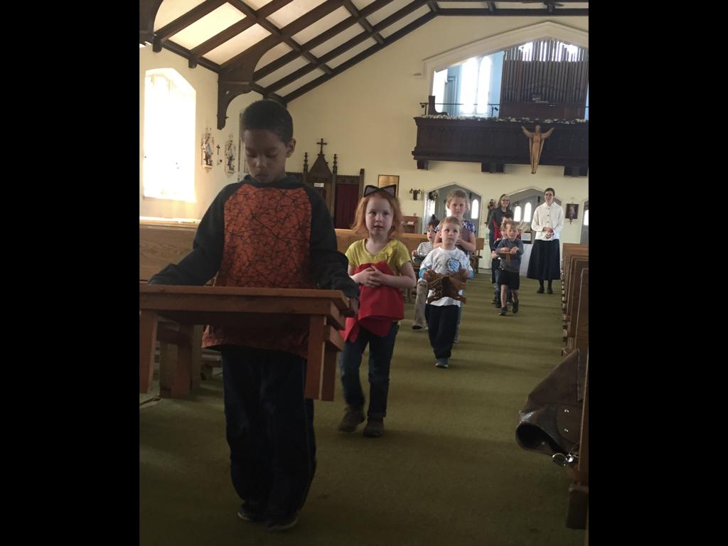 Pentecost Procession