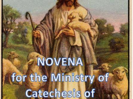 April 22, 2020: Good Shepherd Novena
