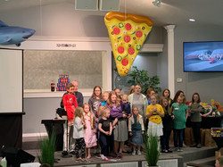 Church for kids in Searcy