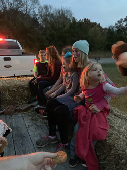 Fall festival at church in Searcy