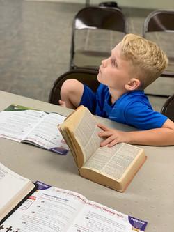 Kids love church in Searcy!