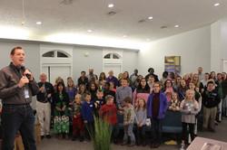 Worship in Searcy, Arkansas