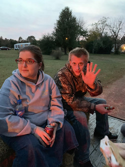 Hayride at Liberty Baptist in Searcy