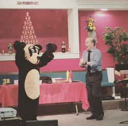 Bongo the Bear in Searcy, AR