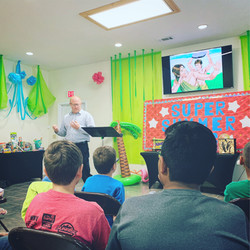 Children's ministry-Liberty Baptist