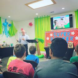 Children's ministry-Liberty Baptist