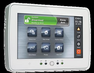 DSC Power Series NEO Touchscreen