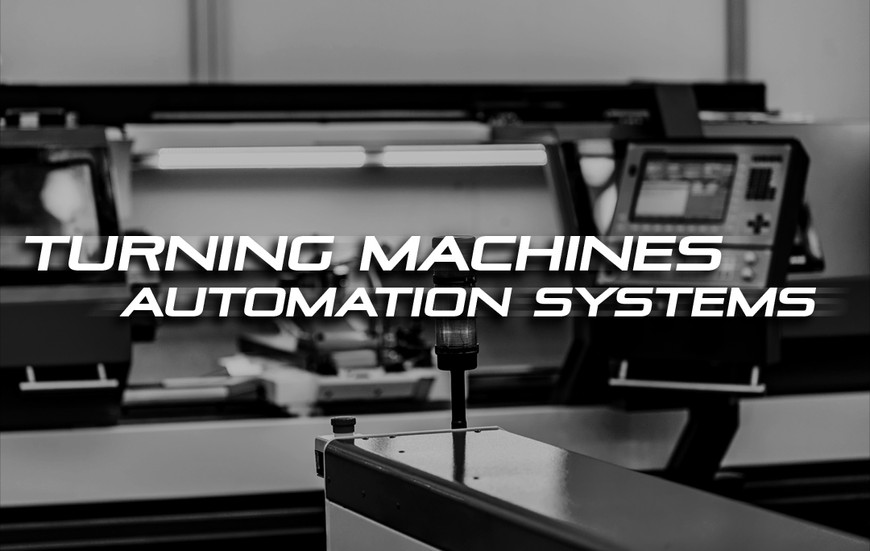 Turning Machines Automation Systems