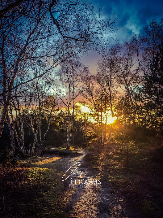 Wootton Sunset