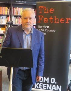 The Father Book Launch