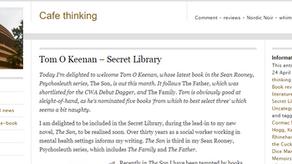Secret Library - Café Thinking