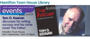 Author event: Hamilton
