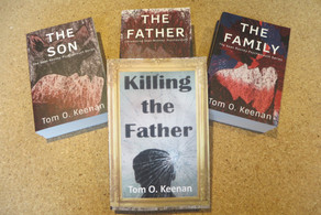 Killing the Father takes its place in the Family of Books!