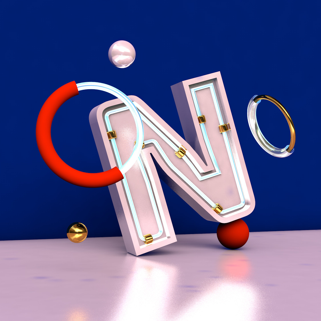 N for Neon