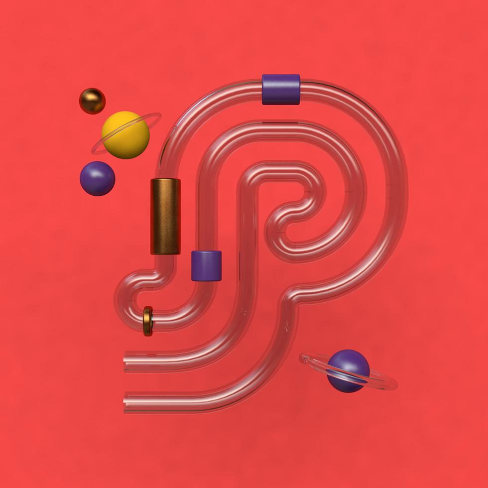 P for Plastic