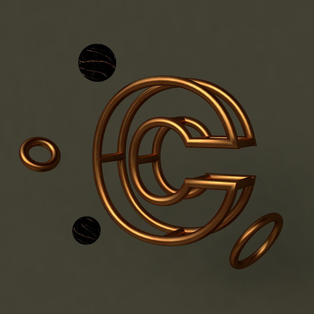 C for Copper