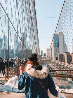 Lost on the Brooklyn Bridge