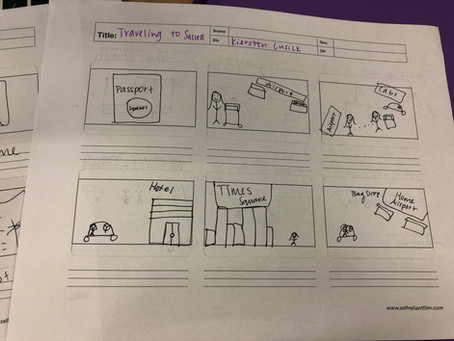 Storyboard Curation