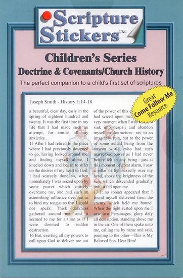 Children's Series - D&C/Church History