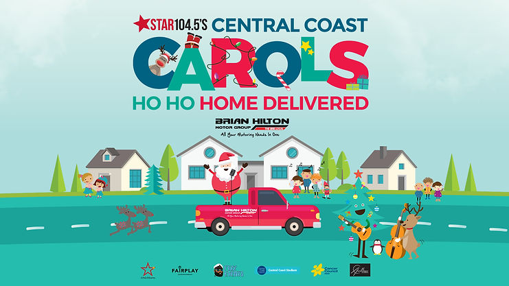 975285 STAR Ho Ho Ho Home Delivered Caro