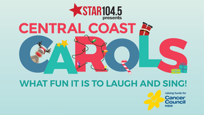 Media Release - Star 104.5's Central Coast Carols moves to new home