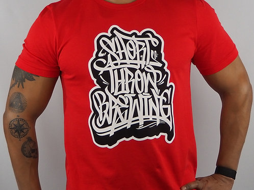 STB HandStyle Tee - Red