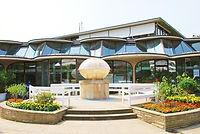 Kurgastzentrum Bad Salzuflen Salzgrotte Solegrotte Terrapol Gradierwerk Salinen