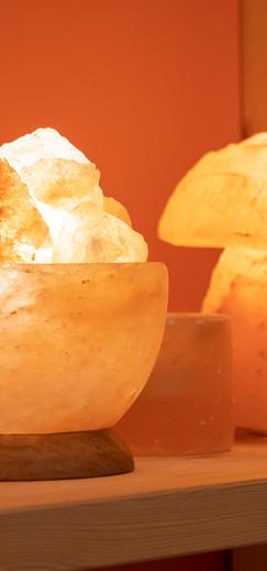 Salzgrotte Bad Salzuflen Salzlampen