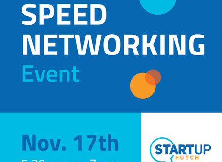 Speed Networking Event!
