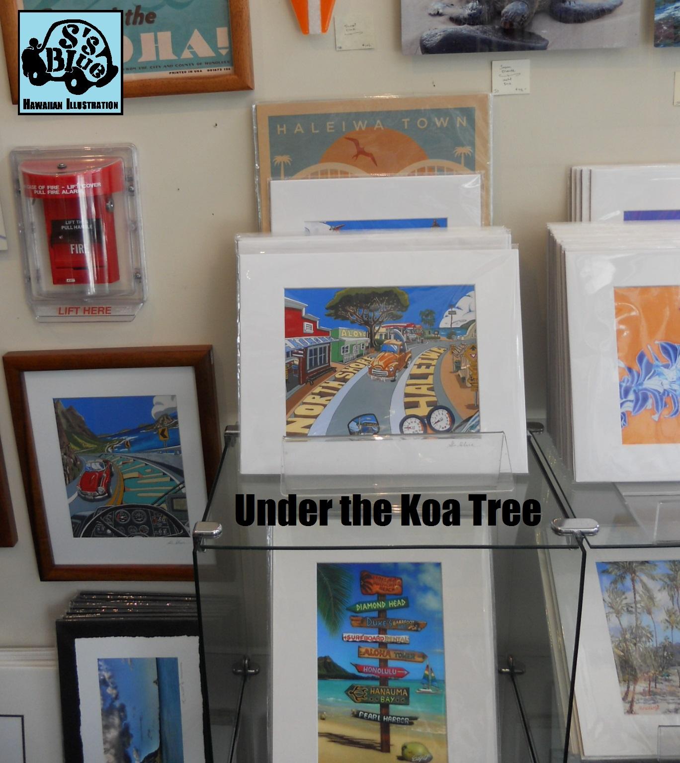 Under the Koa Tree