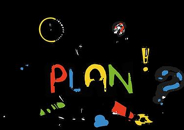 Skizze zur Planung