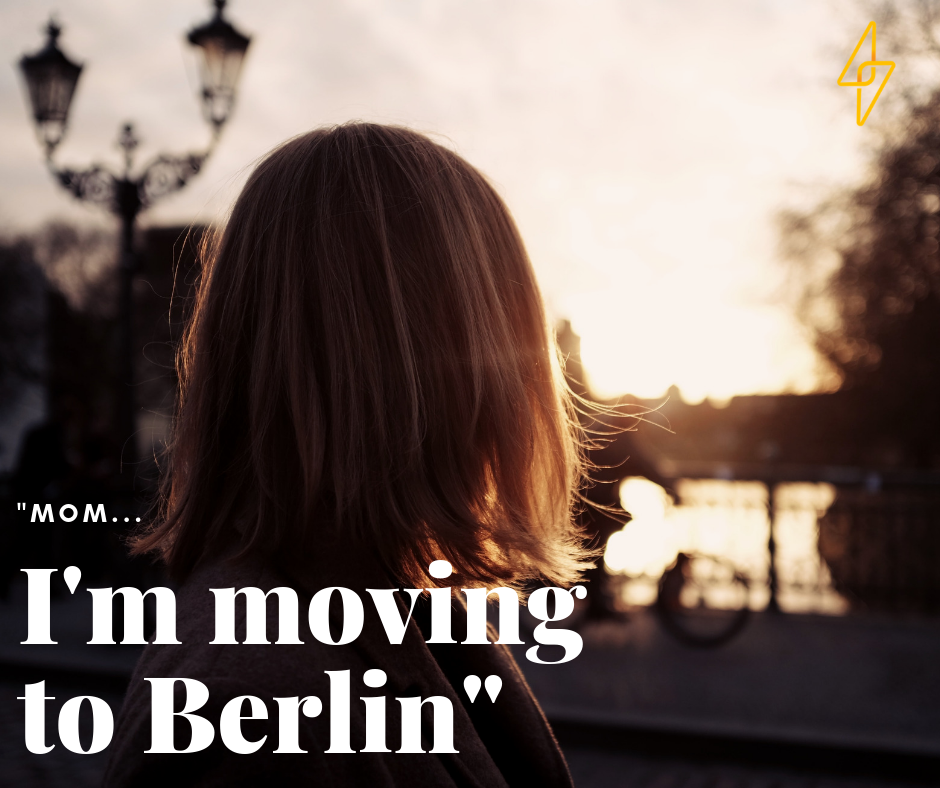 """Moving To Berlin Guide"" 