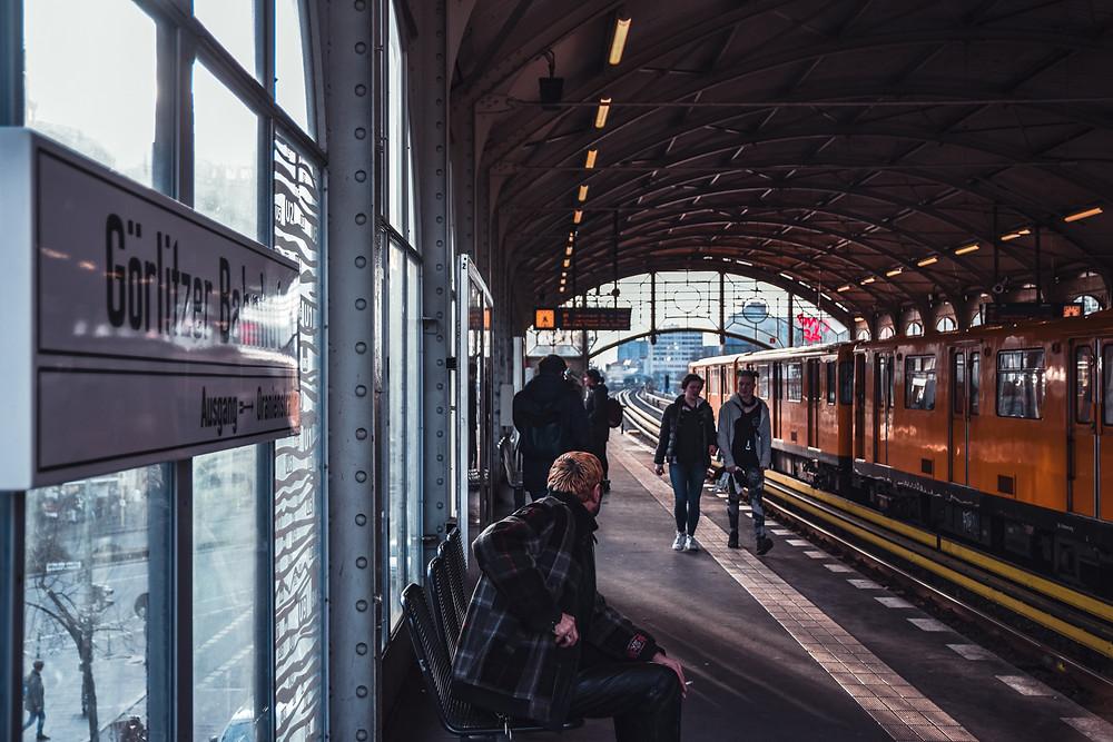 "Görlitzer Park Bahnhof | ""Moving to Berlin Guide"" | Co-Tasker"