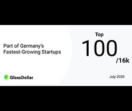 Co-Tasker GlassDollar top 100 fastest gr