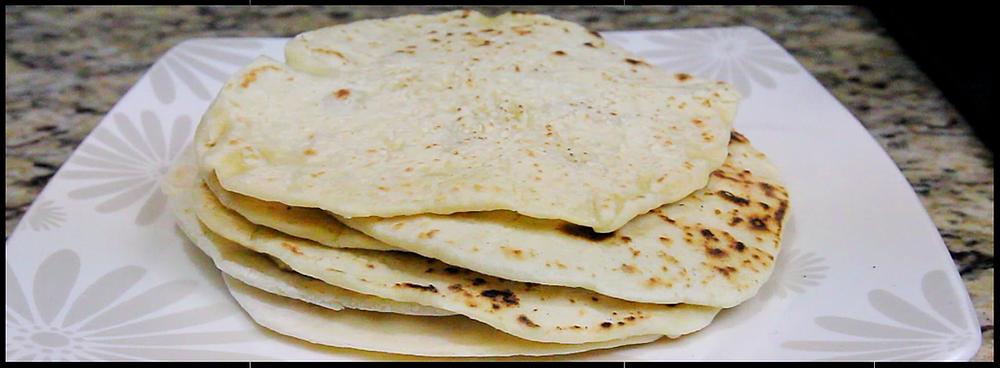 Homemade Flour Tortilla Recipe Spelt Flour Sea Moss Carib