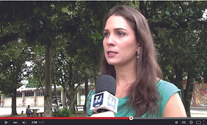 Nutricionista florianópolis Camila Brito Participação sobre compulsão alimentar