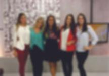 Nutricionista florianopolis Participação no Programa TVCOM Tudo Mais - Tema: Instagram de dicas saudáveis Magras e prendadas