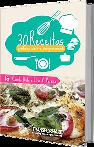 ebook 30 receitas práticas pra o emagrecimento