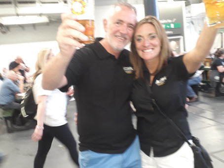 HAPPY 50TH CAMRA ... YOU'RE LOOKING YOUNGER THAN EVER