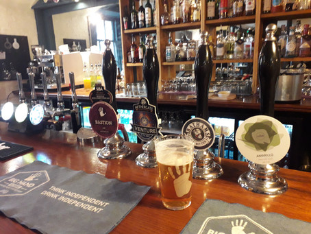BEER IS KING - thank goodness... but tax is too high says news from the BBPA