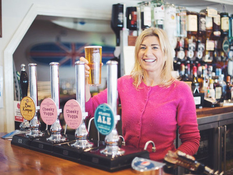NEW CAMPAIGN LAUNCHED TO HELP 'OUR NATIONAL TREASURE' RECOVER: STAND UP FOR CASK ALE