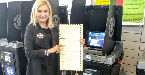 We Heart: The Feminist Politicians Voting Early—and Urging Their Followers to Cast Ballots