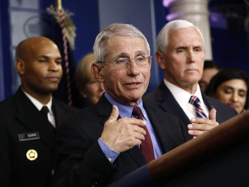 White House pauses testimony for officials handling coronavirus response