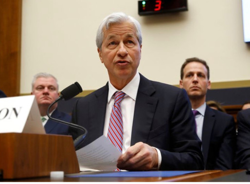 JPMorgan's Jamie Dimon grilled on guns in Congress, defends bank policy